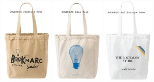 Bookmarc totes