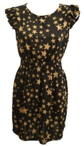 star print dress madam rage dolce and gabbana lily allen anne hathaway jessie j