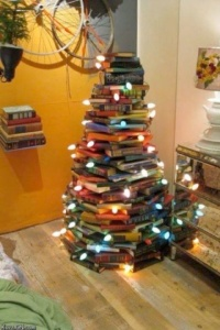 book christmas tree literature lit gifts awesome tree festive xmas