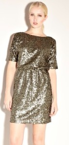 gold sequin dress warehouse dresses uk gemma critchley fashion blog