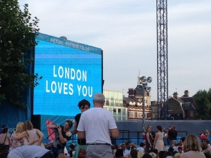 London loves you, olympics, 2012, london, potters field park, hipsters, quotes, phrases, tower bridge, instalondon, instagram