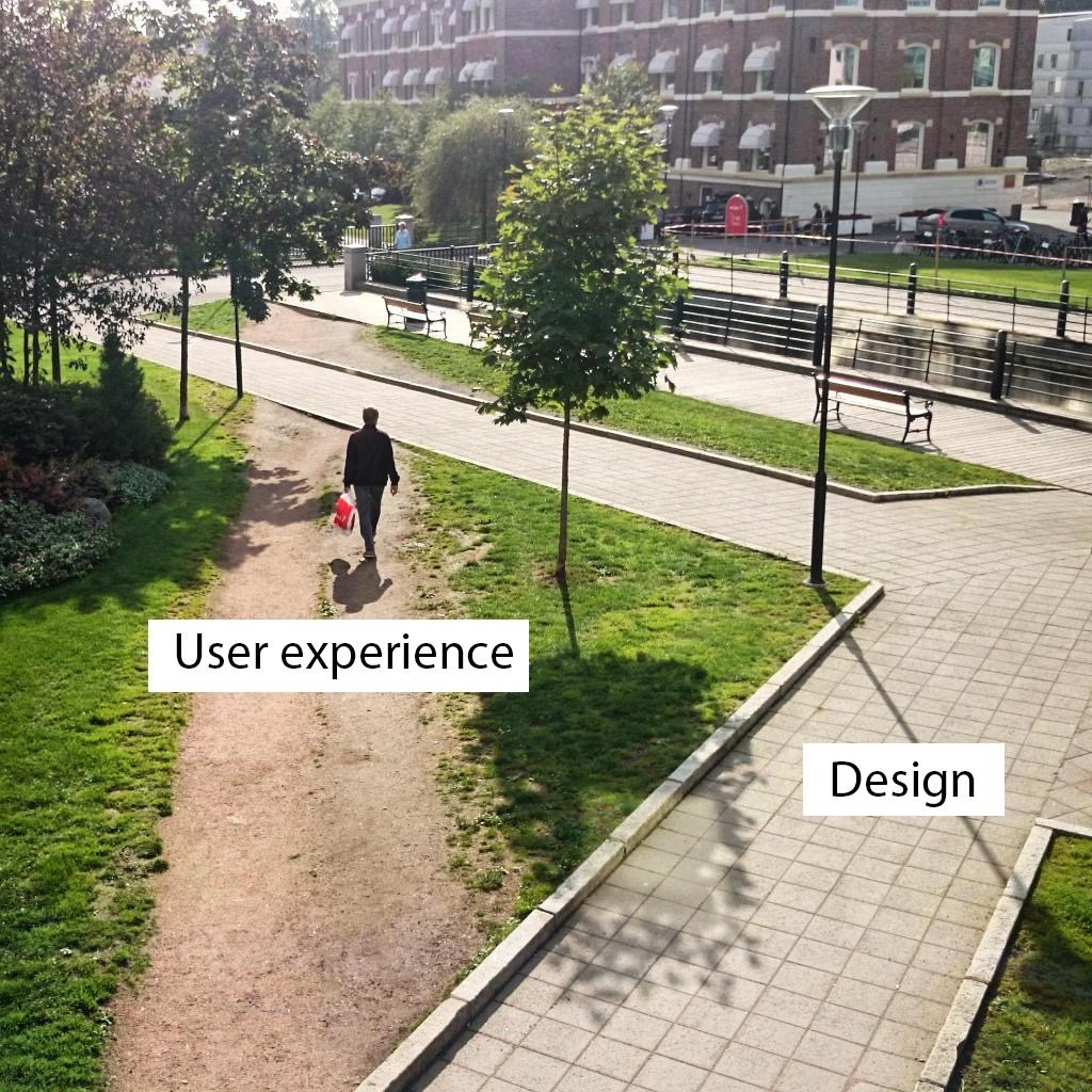 user experience vs design, learner experience, UX, LX, Gemma Critchley