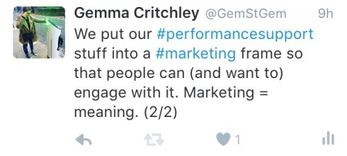 GemStGem twitter Gemma Critchley marketing learning innovation